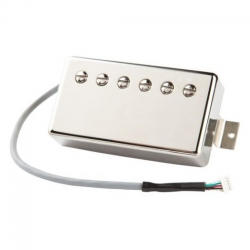 Gibson Quick Connect Burstbucker Pro Bridge Humbucker Manyetik (Krom)