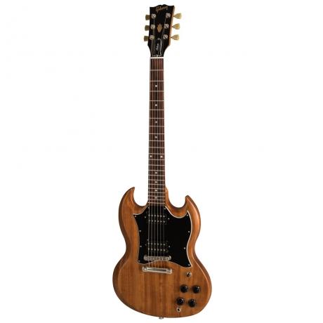 Gibson SG Standard Tribute 2019 Elektro Gitar (Natural Walnut)<br>Fotoğraf: 1/2