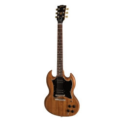Gibson SG Tribute Elektro Gitar (Natural Walnut)