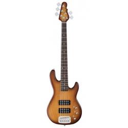 G&L Tribute L-2500 Tobacco Sunburst Bas Gitar