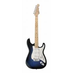 G&L Tribute Legacy Blueburst Elektro Gitar