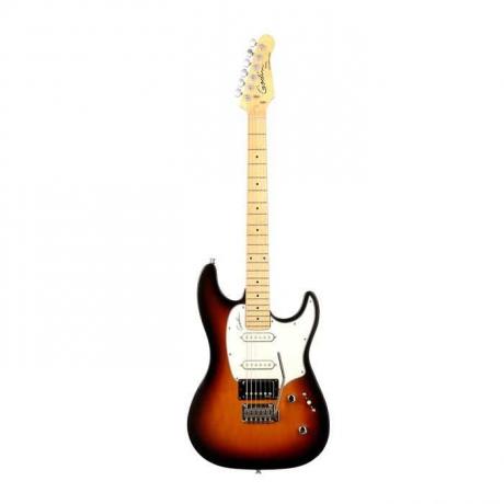 Godin 033928 Session SG MN Elektro Gitar (Vintage Burst)<br>Fotoğraf: 1/1