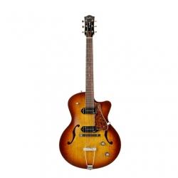 Godin 5th Avenue Cw Kingpin Ii Elektro Gitar (Cognac Burst)
