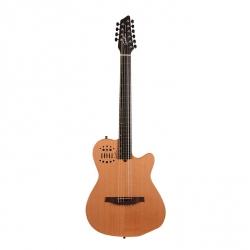 Godin A10 Nat Stell 10 Telli Elektro Akustik Gitar (Natural)