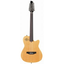 Godin A11 Glissentar 11 Telli Perdesiz Elektro Klasik Gitar