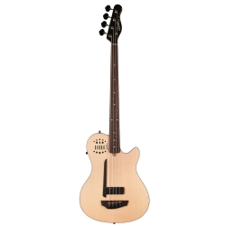 Godin A4 Bass ULTRA SG Fretted RN SA Bas Gitar (Natural)
