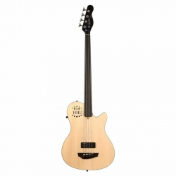 Godin A4 Ultra Fretless EN SA Bass Gitar
