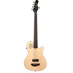 Godin A5 Ultra Yarı Akustik 5 Telli Bas Perdesiz Gitar (Natural)