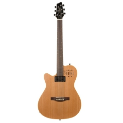 Godin A6 Ultra Solak Elektro Akustik  Gitar (Natural)