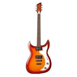 Godin Dorchester Hg Rn Elektro Gitar (Cherry Burst)