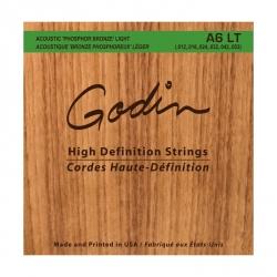 Godin Lt Phos Bronze Akustik Gitar Teli (.012-.053)