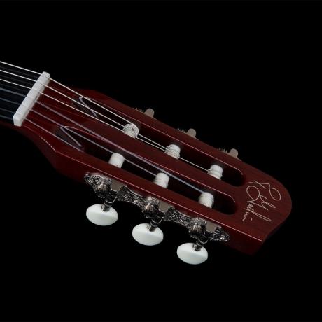 Godin Multiac Grand Concert Duet Ambiance Elektro Klasik Gitar (Natural)<br>Fotoğraf: 7/7