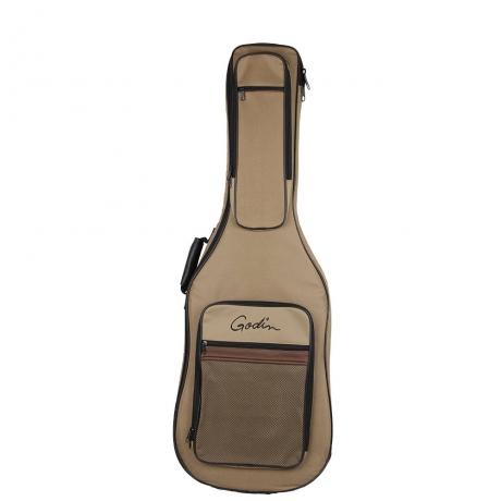 Godin Multiac Nylon Duet Ambiance Elektro klasik Gitar<br>Fotoğraf: 3/3
