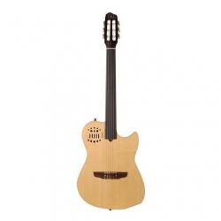 Godin Multiac Nylon Perdesiz Elektro Klasik Gitar (Natural)