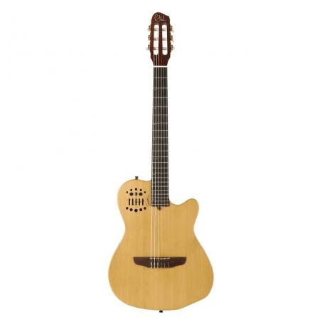Godin Multiac Series-ACS Slim Nylon Elektro Klasik Gitar<br>Fotoğraf: 1/1