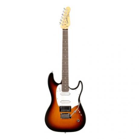 Godin Progression Rn Elektro Gitar (Vintage Burst Flame)<br>Fotoğraf: 1/1