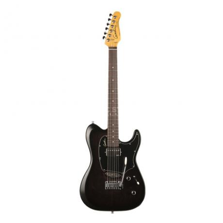 Godin Session Custom Sg Rn Elektro Gitar (Black Burst)<br>Fotoğraf: 1/1