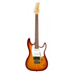 Godin Session HG RN Elektro Gitar (Lightburst)