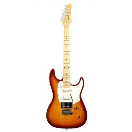 GODIN Session Lightburst HG MN Elektro Gitar<br>Fotoğraf: 1/2