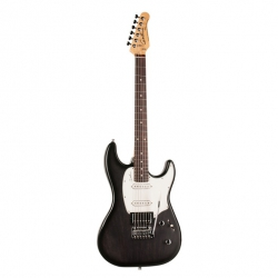 Godin Session Sg Rn Elektro Gitar (Black Burst)