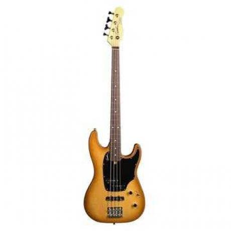 Godin Shifter Classic 4 Creme Brule HG RN Bass Gitar<br>Fotoğraf: 1/1