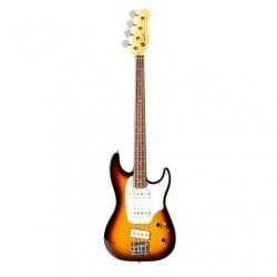 Godin Shifter MN Bas Gitar (Vintage Burst Flame)
