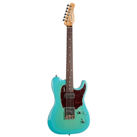 Godin Stadium 59 RN Elektro Gitar (Coral Blue)<br>Fotoğraf: 1/1