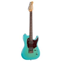 Godin Stadium 59 RN Elektro Gitar (Coral Blue)