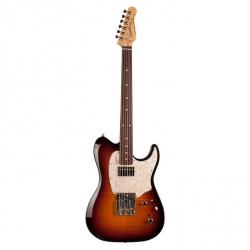 Godin Stadium 59 Rn Elektro Gitar (Vintage Burst Flame)