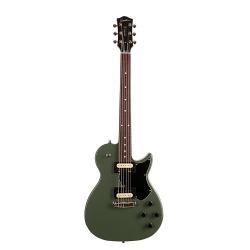 Godin Summit Classic SG Elektro Gitar (Matte Green)