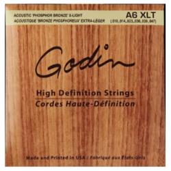 Godin XLT Phos Bronze Akustik Gitar Teli (.010-.047)