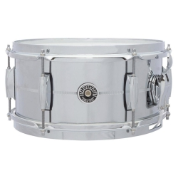 Gretsch Drums GB4162S 6 x 12 Brooklyn Series Chrome Over Steel Trampet