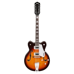 Gretsch Electromatic Hollow Body 12 Telli Elektro Gitar (Sunburst)