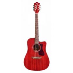 Guild D-120CE CHR Elektro Akustik Gitar