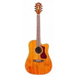 Guild D-120CE NAT Elektro Akustik Gitar (Natural)