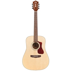 Guild D-140 Akustik Gitar (Natural)