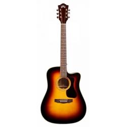 Guild D-140CE SB Elektro Akustik Gitar (Sunburst)