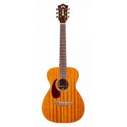 Guild M-120LE NAT Solak Elektro Akustik Gitar (Natural)