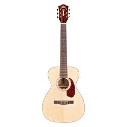 Guild M-140E Nat W/C Akustik Gitar