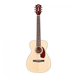 Guild OM-120NAT Elektro Akustik Gitar (Natural)