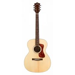 Guild OM-240E Nat Elektro Akustik Gitar