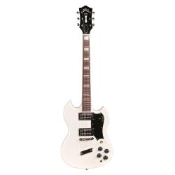 Guild S-100 Elektro Gitar (Polara White)
