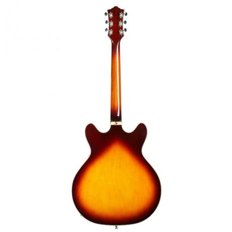 Guild STARFIRE IV Elektro Gitar (Vintage Sunburst)<br>Fotoğraf: 2/2