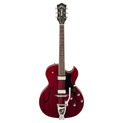 Guild STARFIREIII Elektro Gitar (Cherry Red)