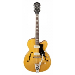 Guild X-175B Manhattan Elektro Gitar (Blonde)