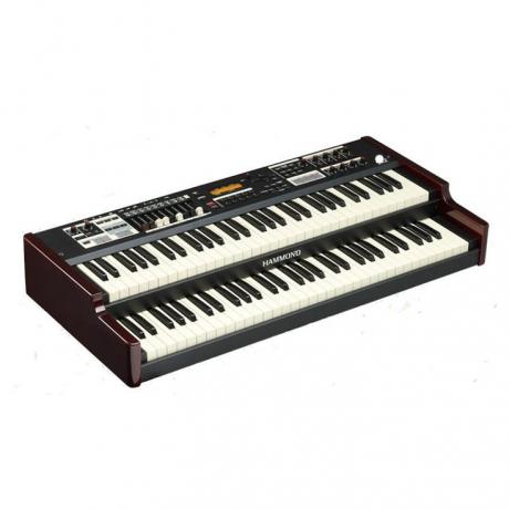 Hammond SK-2 Dual Manual 61-Tuşlu Organ<br>Fotoğraf: 2/2
