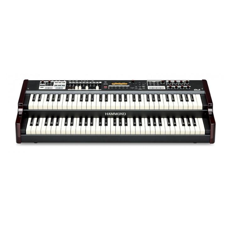 Hammond SK 2 Dual Manual 61 Tu Lu Organ Doremusic