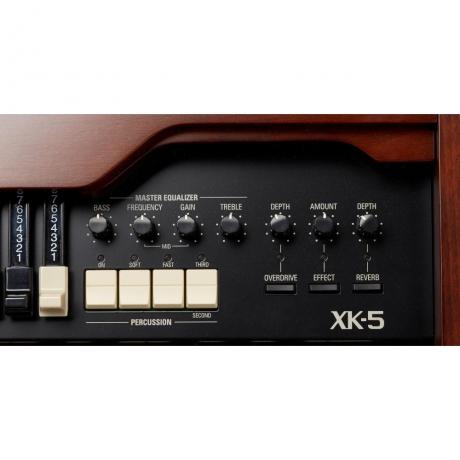 Hammond XK-5 61-Tuşlu Virtual Tonewheel Organ<br>Fotoğraf: 7/7