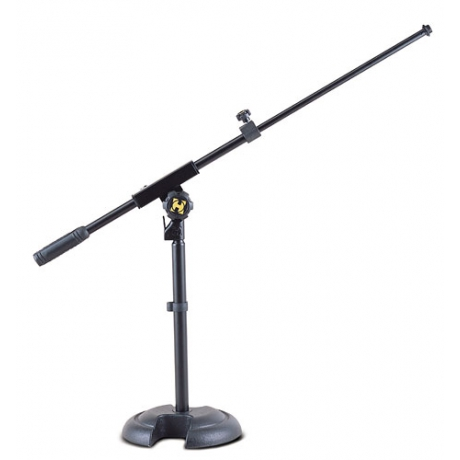 HERCULES LOW PROFILE H SHAPED BASE MIC. STAND<br>Fotoğraf: 1/1