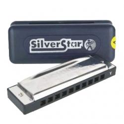 Hohner 504/20 Silver Star F Mızıka (Fa Majör)